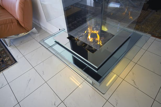 Bloch Design fireplace 12