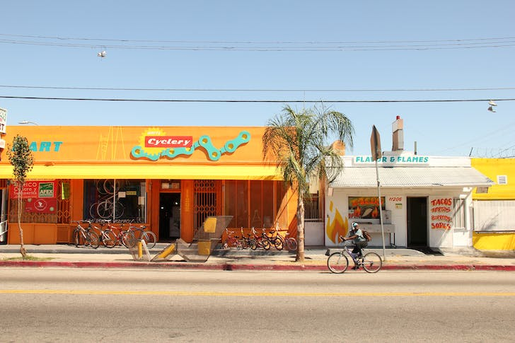 Watts Community Studio. Photo by LA-Más.