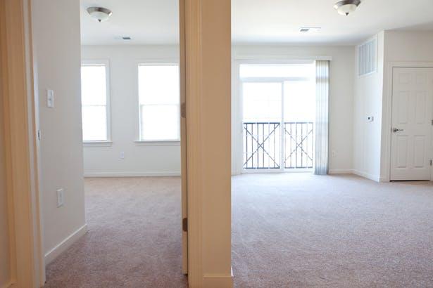 View of Bedroom / Living Room