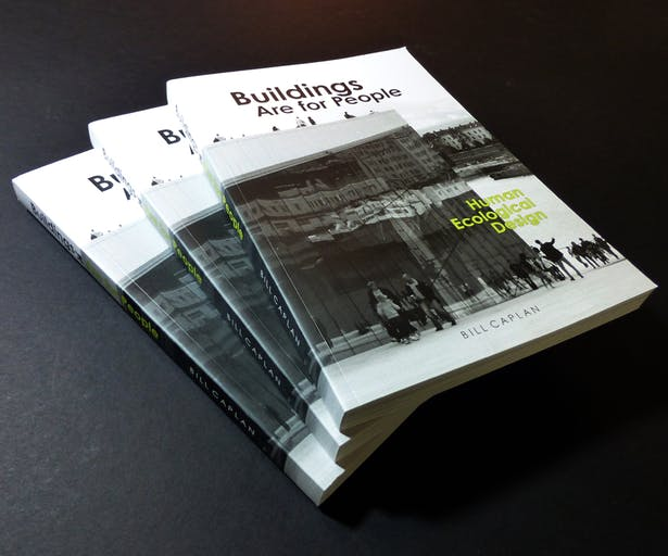 NEW BOOK: 'Buildings are for People'