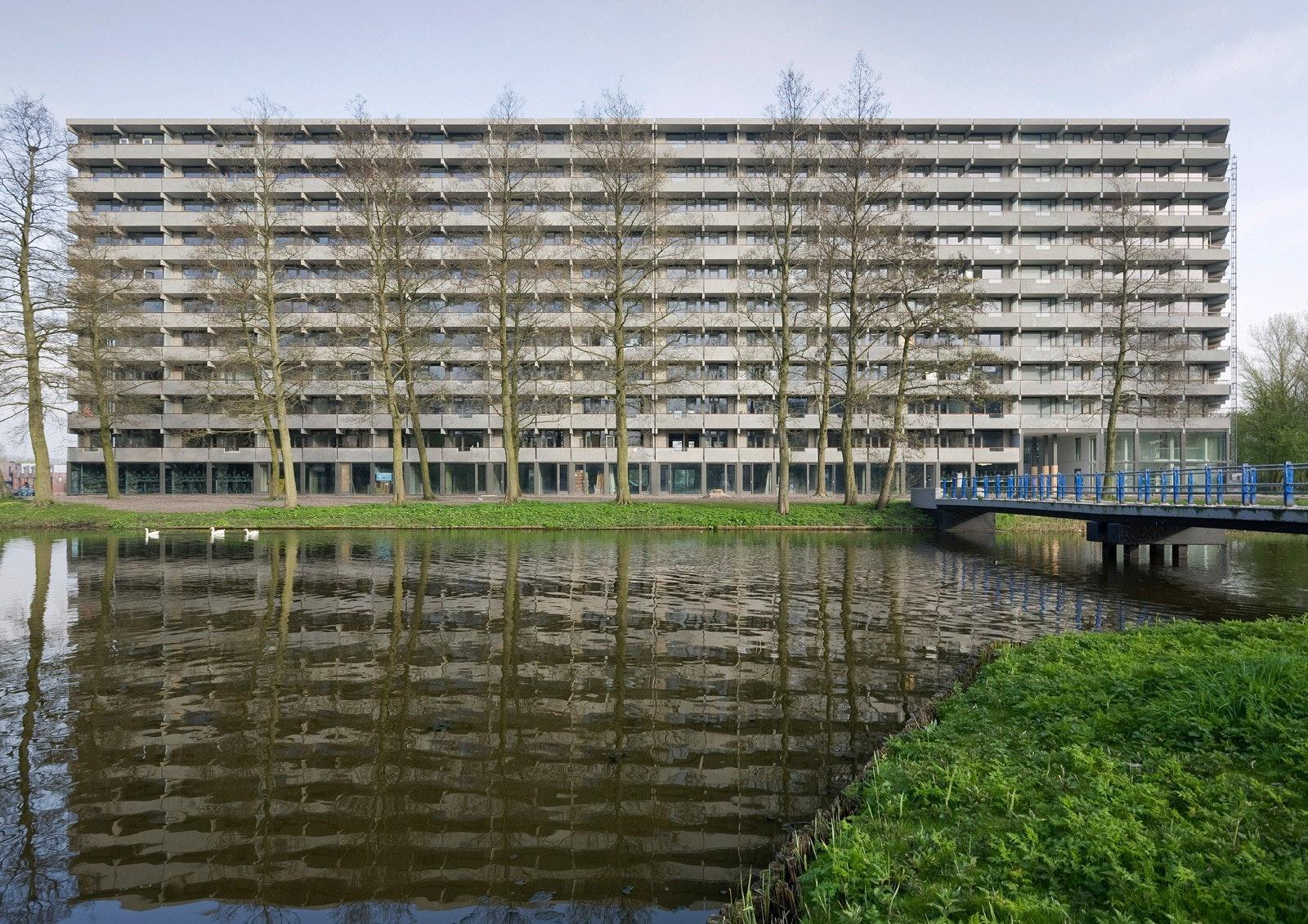DeFlatKleiburg Wins 2017 Mies Van Der Rohe Award, MSA/V+ Named 2017  Emerging Architect