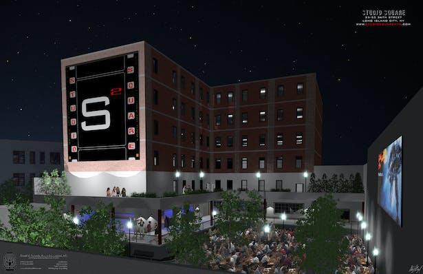 Rendering of Studio Square