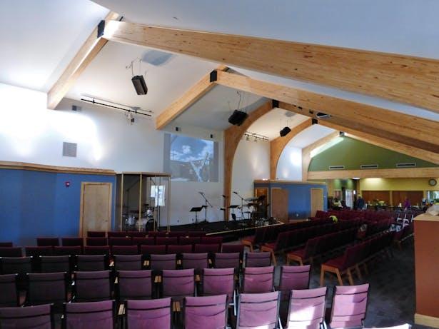 Expanded sanctuary