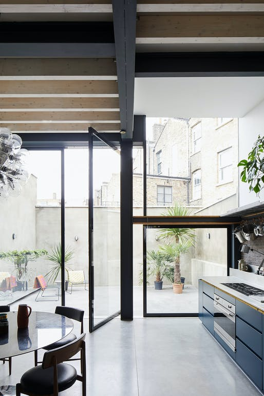 The Makers House by Liddicoat & Goldhill. Photo: Simon Watson for House & Garden.