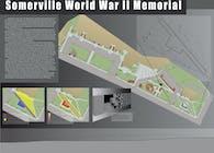 Somerville WWII Memorial