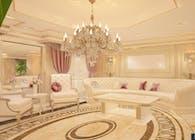 Interior design classic style luxury Milano
