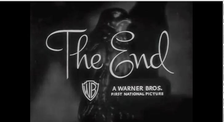 'The Maltese Falcon' (1941).