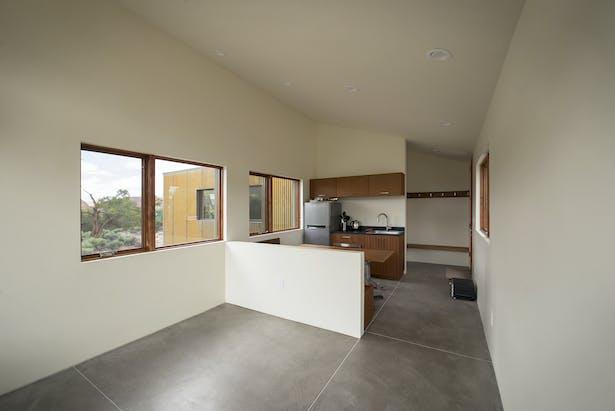 Guest House - Kitchen