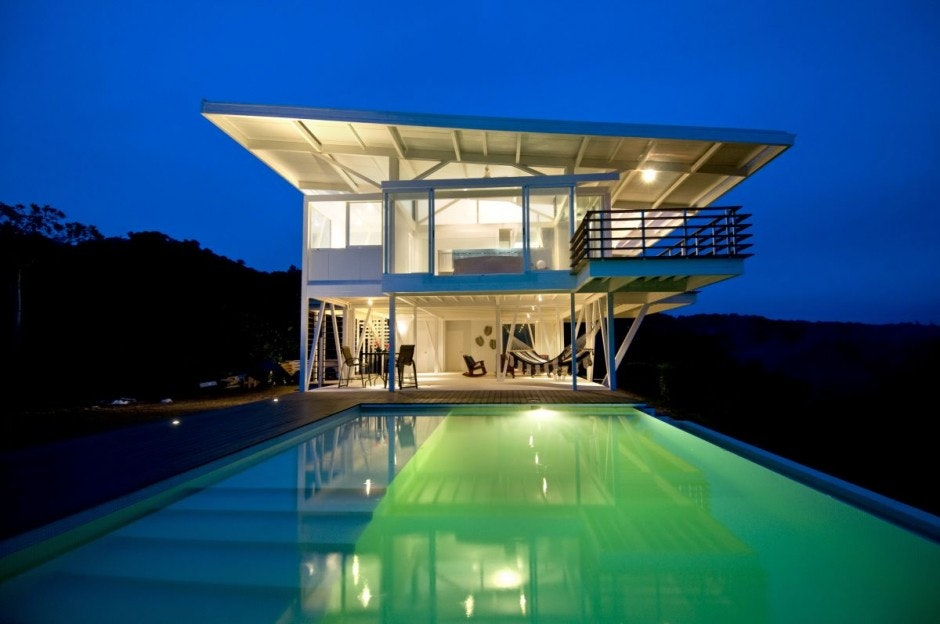 ISEAMI House In Playa Carate, Costa Rica By Robles Architects | Blogs |  Archinect