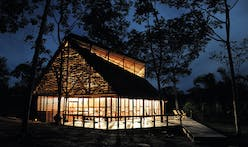 Recent Wheelwright recipient Samuel Bravo discusses unearthing the architectural vernaculars of the Amazonian region and beyond