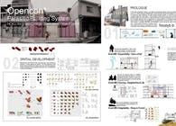 Opencon* / Parasitic Building System