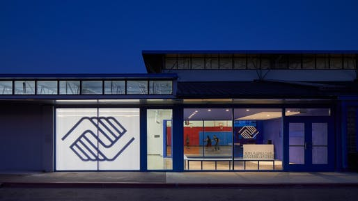 Northside Boys and Girls Club, Fort Worth, Texas | Ibanez Shaw Architecture. Photo: Bart Shaw.