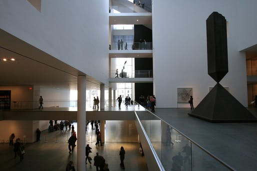 Diller Scofidio + Renfro have scaled back some of the more-controversial aspects of their MoMA redesign. Photo: Ed Schipul / Flicker