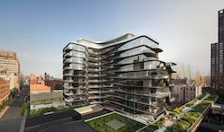 Zaha Hadid-designed 520 West 28th Street named SARA NY 2017 Project of the Year