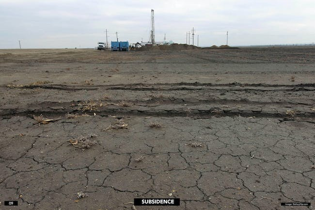 SUBSIDENCE. Credit: the Continental Compact team.