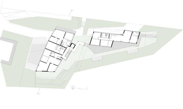 floor plan © HOLODECK architects