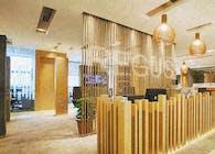 OFFICE BUILDING AND INTERIOR: REGUS CIMB