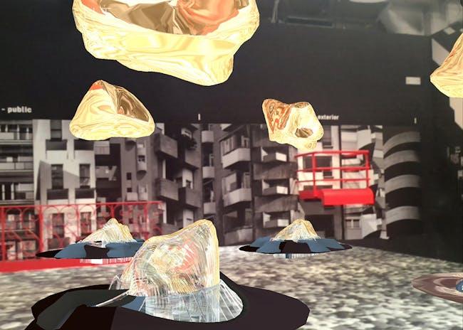 Project 6: Embryological House, 1997 by Greg Lynn FORM. Image courtesy of Güvenç Özel