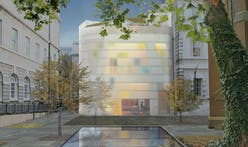 Construction kicks off for Steven Holl-designed Maggie's Centre Barts in London
