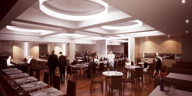 Restaurant (DIning Room)