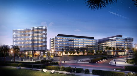 Sneak Peek of latest with Shorenstein: Oyster Point Business Park