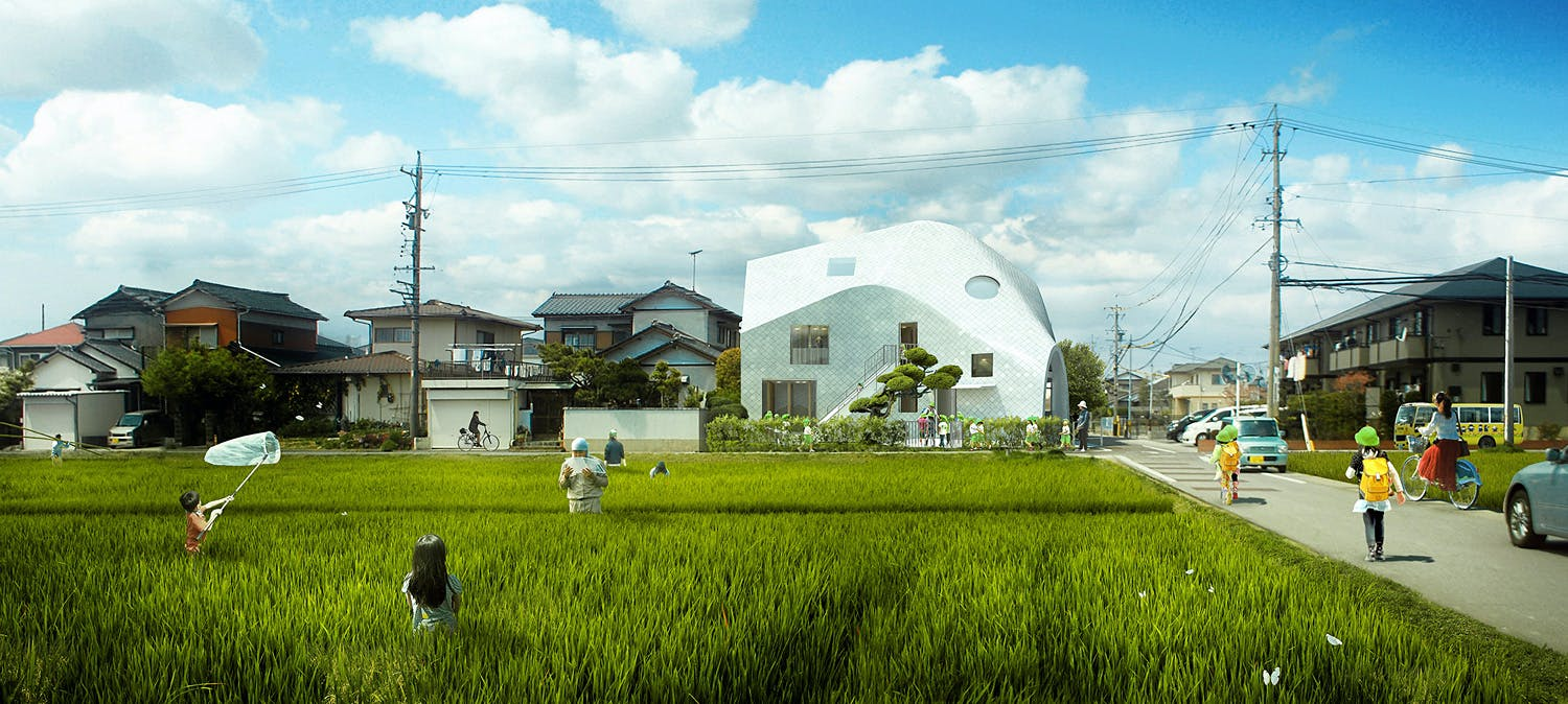 mad blurs boundaries with the clover house kindergarten and