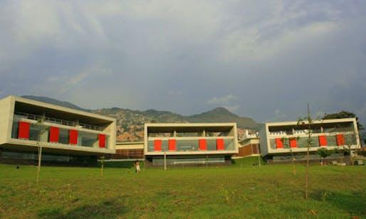 'Social architecture' ... León de Greiff Biblioteca La Ladera, designed by Giancarlo Mazzanti, Medellín