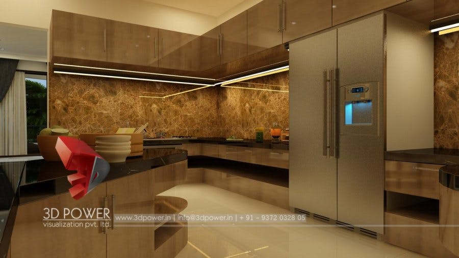 3d ultramodern interior and exterior rendering and for A d interior decoration contractor