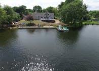 Walsh Family Lake House
