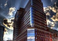 9 Metro tech tower
