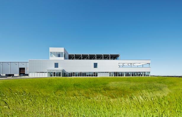 © Nikolas Koenig. Courtesy of Selldorf Architects