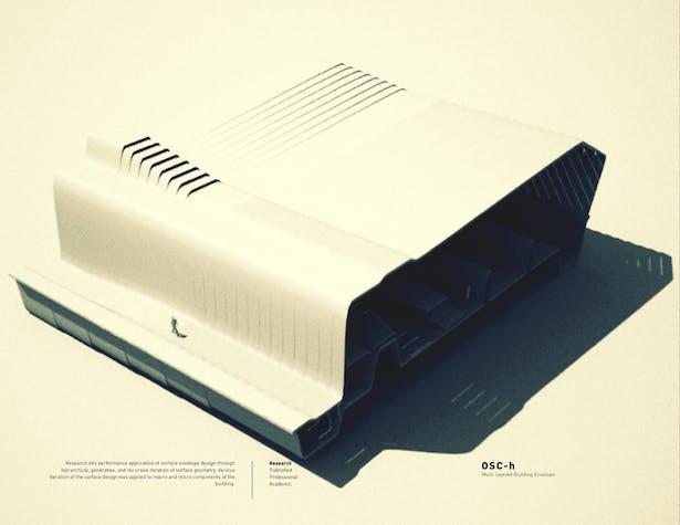OSC-h / Multi-layered Building Envelope