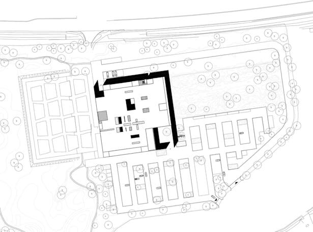 Crematorium Aalst by KAAN Architecten
