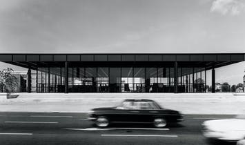 """Mies really was a magician"": David Chipperfield on the challenges of renovating the Neue Nationalgalerie"