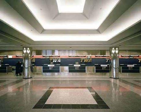 Central Terminal Building