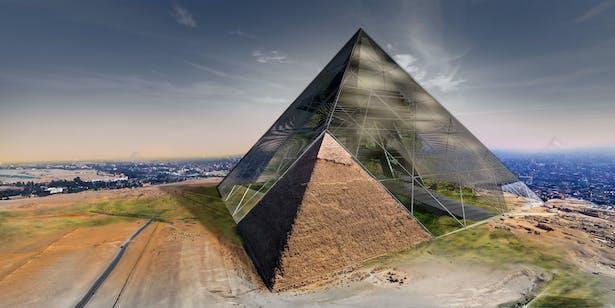 giza: bio-pyramid