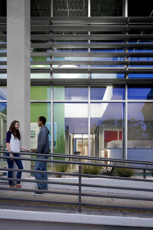 YMCA-PG&E Teen Center (Image: David Wakely Photography)
