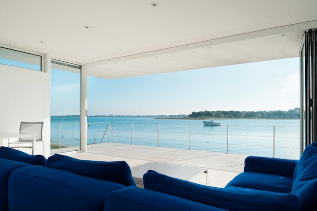 121 The Kench, MELOY architects. Photo: Jim Stephenson