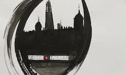 10x10 London auction renders 100 drawn perspectives around The Shard