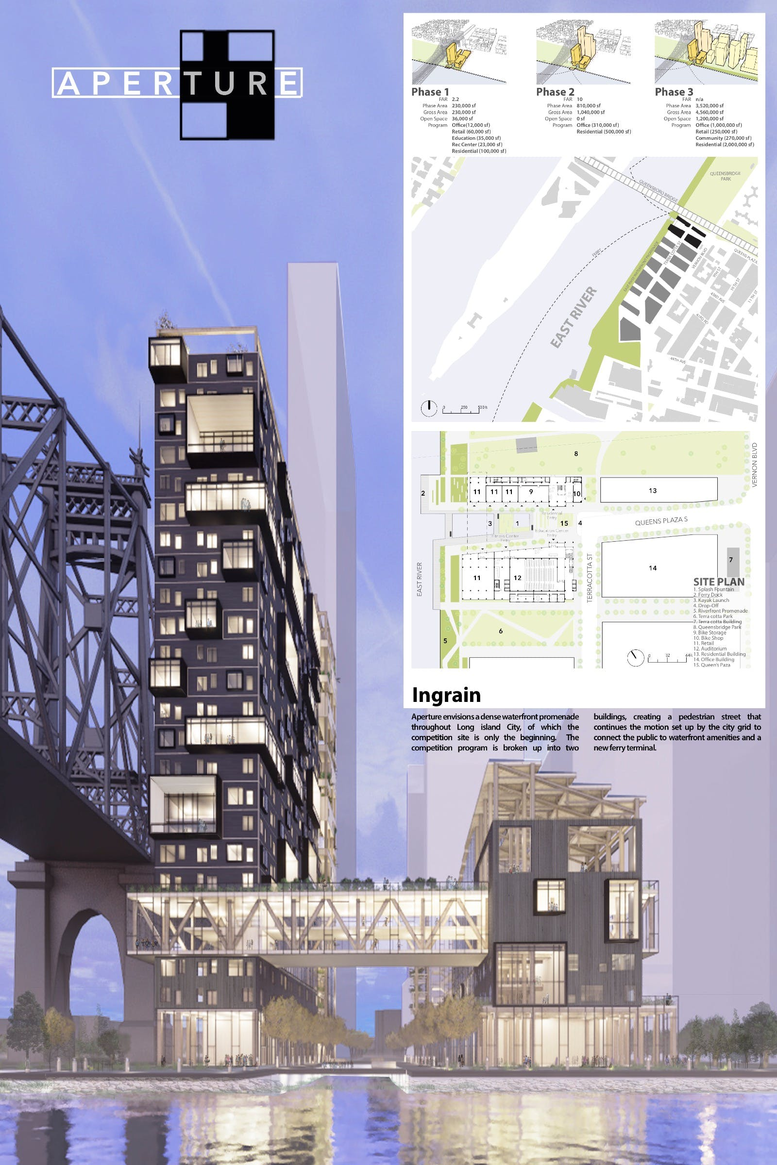 Winning ideas of the latest Timber in the City: Urban