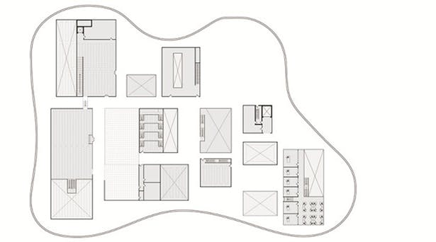 Level 2: Galleries | Sculpture Garden | Event Space