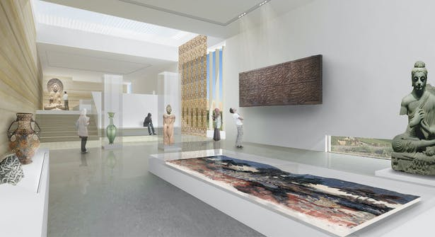 Permanent Exhibition Space