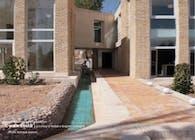 Ghamsar Villa