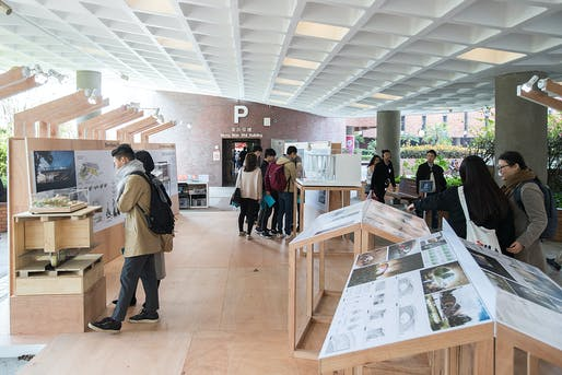 Hong Kong Young Architects and Designers Competition 2017 Showcase Exhibition. Courtesy of New Office Works and West Kowloon Cultural District Authority.