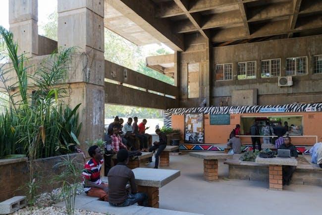 Hotel Ivoire, Abidjan. Credit: Iwan Baan via the Guardian