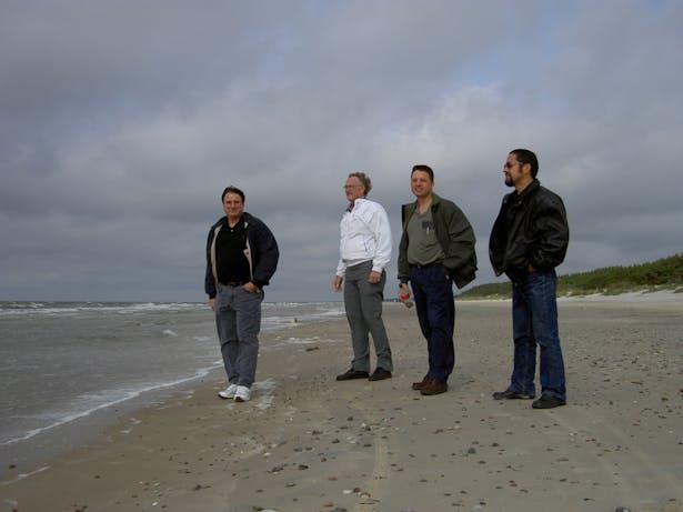 USACE Team in Lithuania, Estonia and Latvia