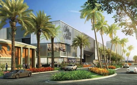 Bal Harbour Shops/ 96th Street Garage with Zyscovich Architects