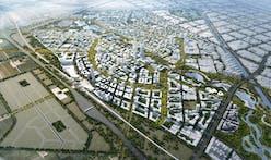 SOM Wins Master Plan Competition for Beijing Bohai Innovation City