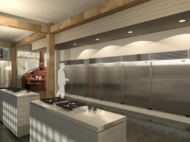 Learn to brew beer in the Beer Kitchen