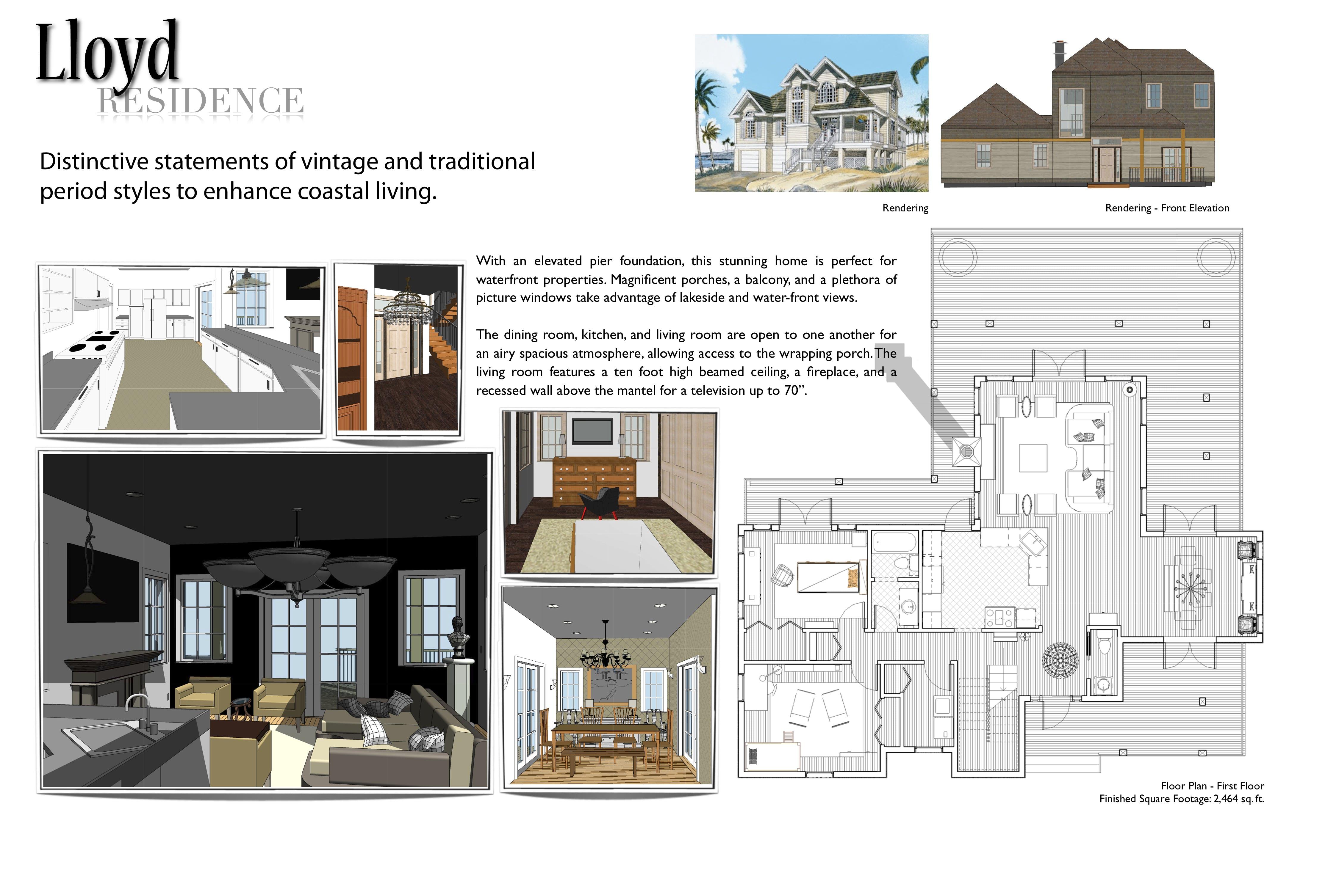Residential Design Construction Documentation Sherrell